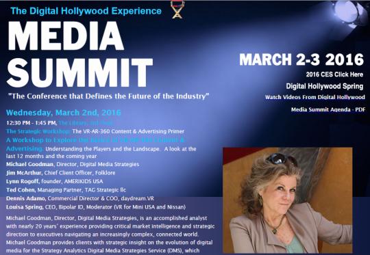 media summit 2016
